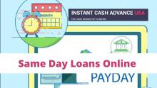 Same Day Loans with Instant Approval online